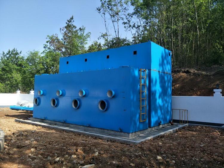 大型小型自来水厂水处理设备安装方案